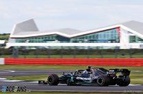 Bottas leads Mercedes one-two as fault delays Albon
