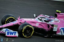 Renault submit third protest against Racing Point