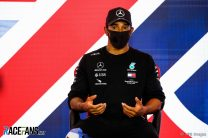 FIA working with Hamilton Commission on diversity goals