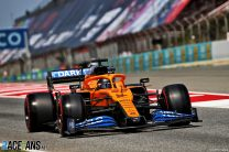 Sainz thanks team for introducing new engine early to fix cooling problems