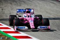 "Perez criticises ""very unfair"" penalty for failing to let Hamilton past"