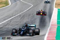 Lewis Hamilton, Mercedes, Circuit de Catalunya, 2020
