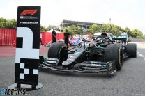 Hamilton tired of tyre management after flawless Spanish Grand Prix win