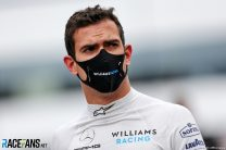 Hubert's crash could have happened to any of us – Latifi