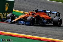McLaren drivers pleased Spa is restoring gravel traps