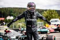 Dominant Hamilton breaks Spa track record with pole position