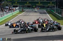 Hamilton leads Bottas all the way in Mercedes one-two at Spa
