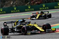 Ricciardo believes Renault's Spa set-up breakthrough will work on other tracks