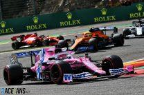 2020 Belgian Grand Prix in pictures
