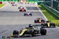Ricciardo surprised by Ferrari's struggles at Spa