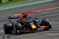 """Verstappen was """"very close to a puncture"""" at end of race"""
