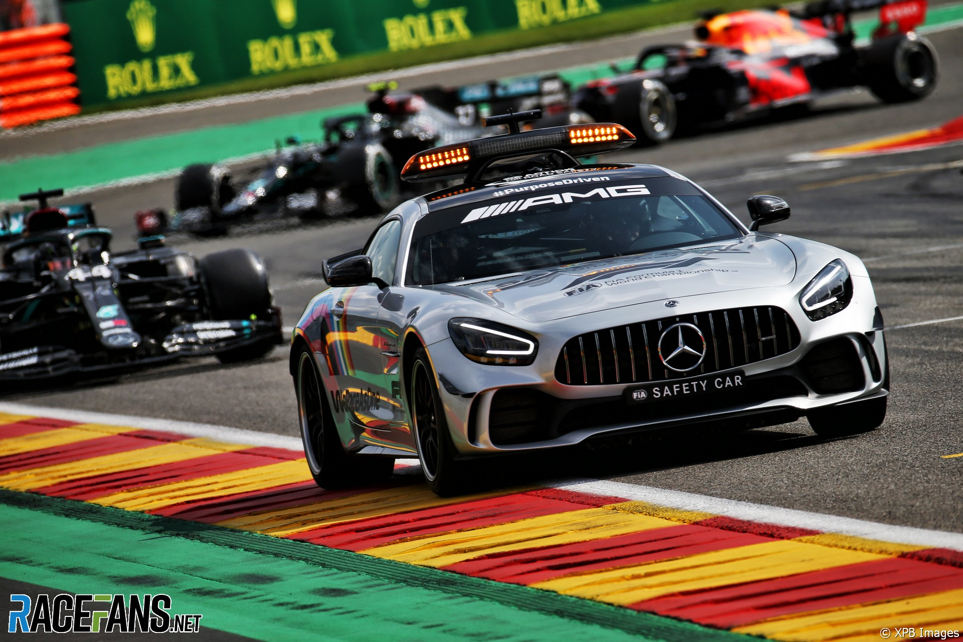Safety Car, Spa-Francorchamps, 2020