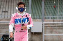 Sergio Perez, Racing Point Sergio Perez, Racing Point