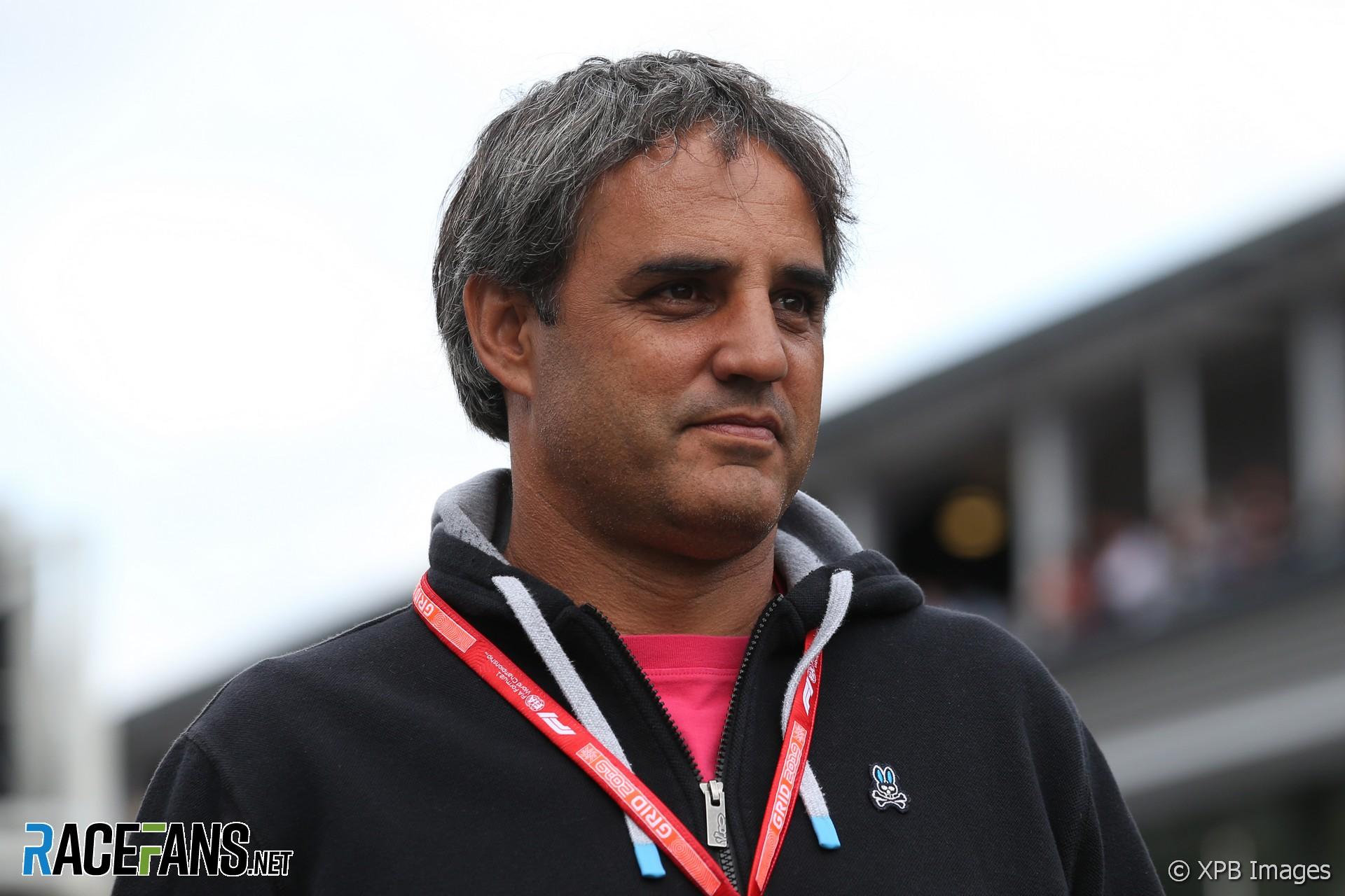 Juan Pablo Montoya, Spa-Francorchamps, 2019