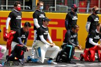 Hamilton challenges rivals' reasons for not 'taking a knee'