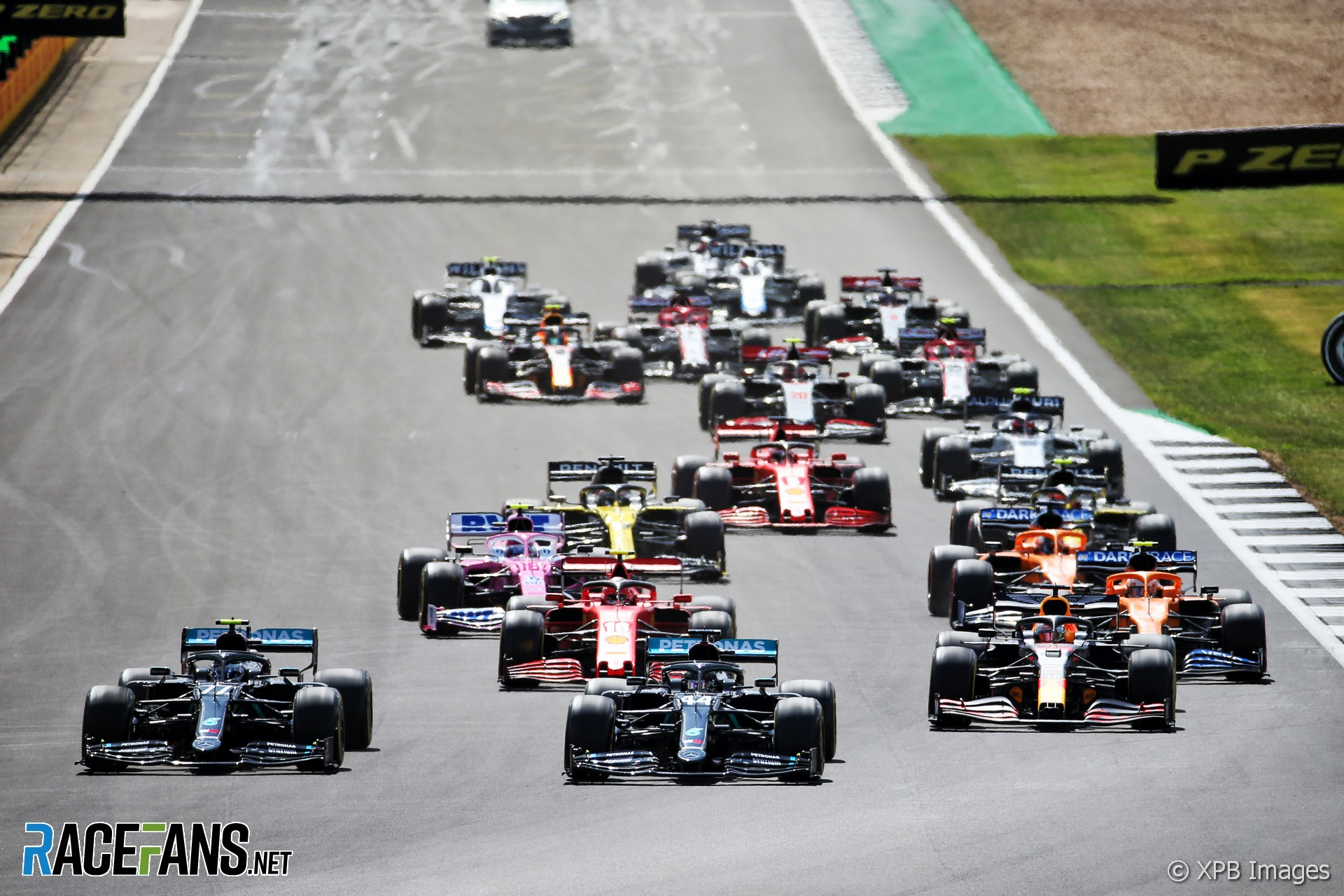 F1 Rate the Race: 2020 British Grand Prix | RaceFans