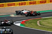 Albon disagrees with stewards' decision on Magnussen incident