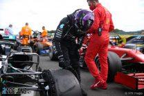 Lewis Hamilton, Mercedes, Silverstone, 2020