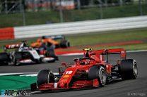 Charles Leclerc, Ferrari, Silverstone, 2020