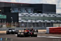 Alexander Albon, Red Bull, Silverstone, 2020