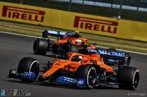 Carlos Sainz Jnr, McLaren, Silverstone, 2020