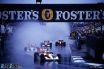 Hamilton beats Senna's record for lights-to-flag victories