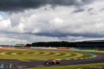 Silverstone restoring Becketts kerb to previous specification following tyre cuts
