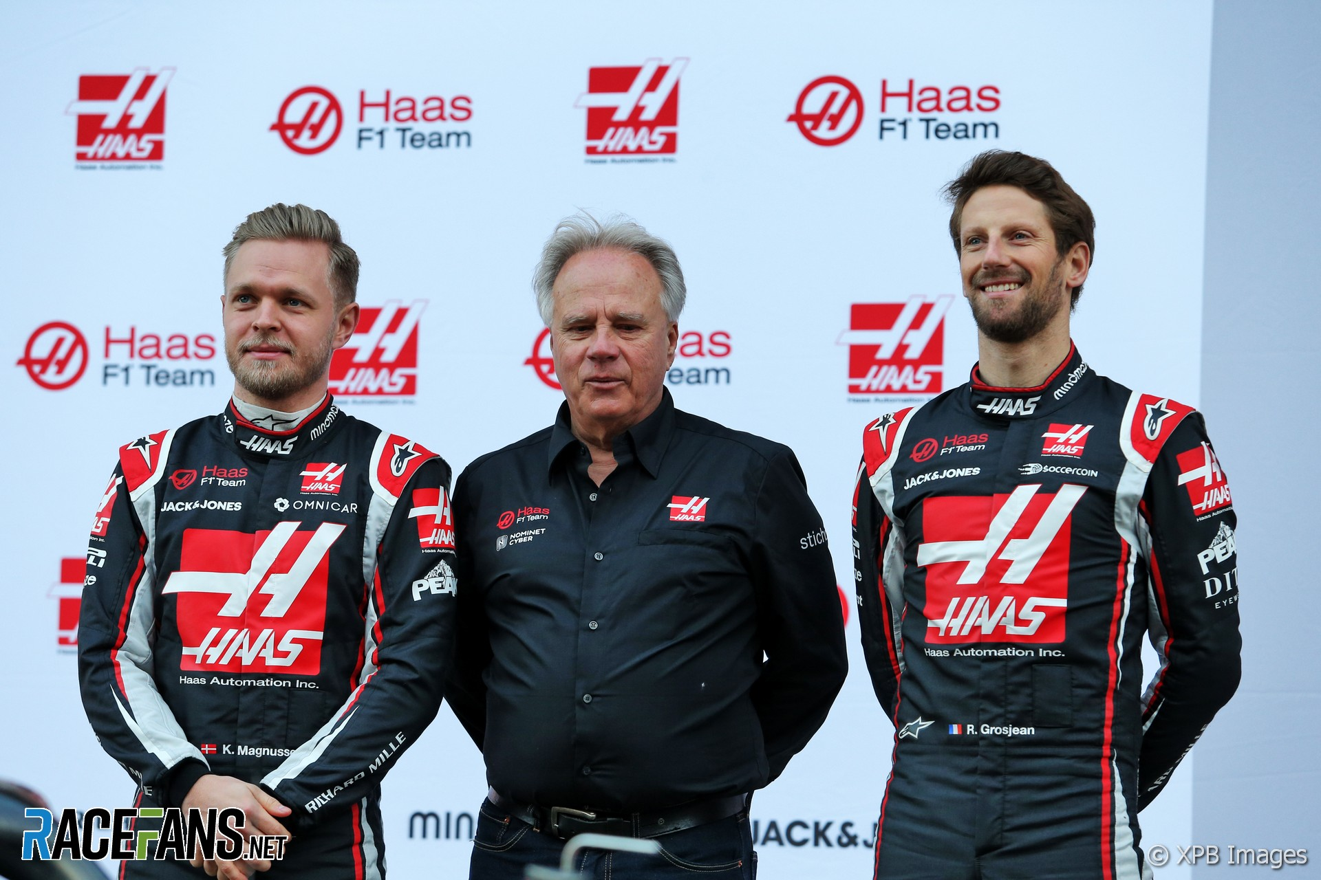 F1 Gene Haas Not Happy With Results So Far This Year Steiner Racefans