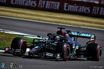 Mercedes sweep all three practice sessions, Norris third for McLaren