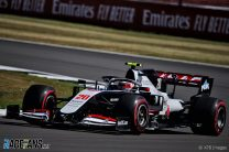 Magnussen suspects loss of pace is due to floor change since Albon crash