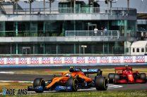 Lando Norris, McLaren, Silverstone, 2020