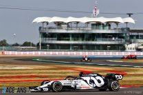 Daniil Kvyat, Toro Rosso, Silverstone, 2020