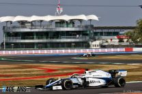 George Russell, Williams, Silverstone, 2020