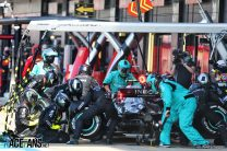 """""""We were sleeping"""" says Bottas after falling from first to third"""
