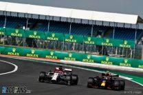 2020 70th Anniversary Grand Prix in pictures
