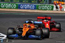 Sainz rejects Brawn's suggestion he may be regretting Ferrari move