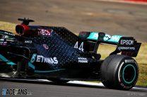 Motor Racing – Formula One World Championship – 70th Anniversary Grand Prix – Race Day – Silverstone, England