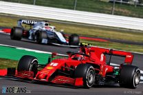 Leclerc told Ferrari before race to risk a one-stop strategy