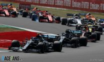"""Wolff accepts Bottas is """"not happy"""" strategy cost him place to Hamilton"""