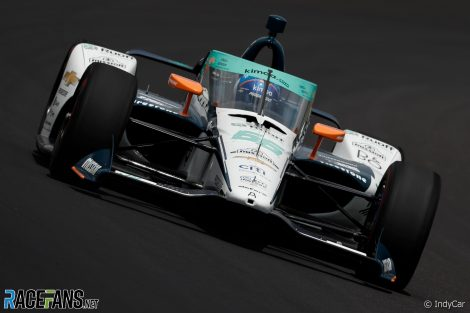 Fernando Alonso, McLaren SP, Indianapolis, 2020