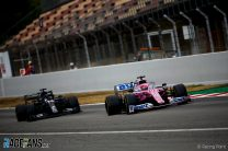 "Perez and Kvyat's penalties a result of ""crackdown"" on drivers ignoring blue flags"