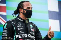Hamilton's record podium, Raikkonen's record mileage