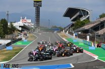 2021 Spanish Grand Prix TV Times