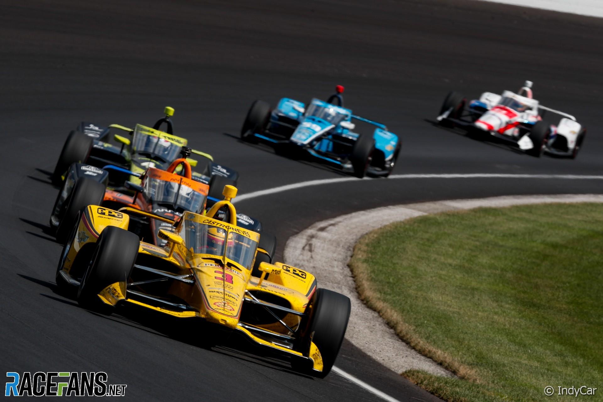 Helio Castroneves, Penske, IndyCar, Indianapolis 500, 2020