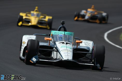 Fernando Alonso, McLaren SP, IndyCar, Indianapolis 500, 2020