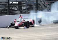 "Grosjean would ""put his fear aside"" to race in Indianapolis 500"