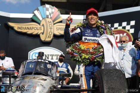 Takuma Sato, RLL, Indycar, Indianapolis 500, 2020