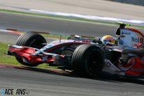 Hamilton's Route to F1
