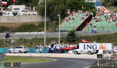Felipe Massa, Hungaroring, 2009