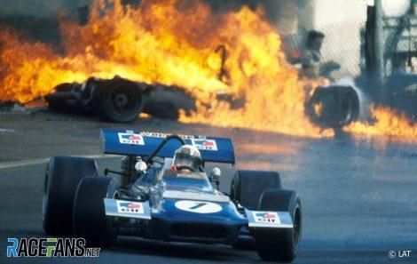 Jackie Stewart, March, 1970